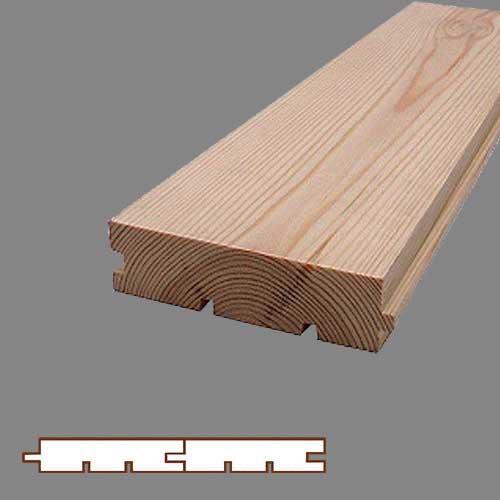 Podlahové palubky severská borovice